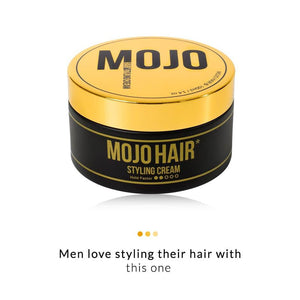 Mojo Styling Cream | Mojo Hair | Shop on Smytten