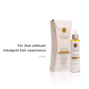 Hair Care - Moroccan Liquid Gold Hair Treatment