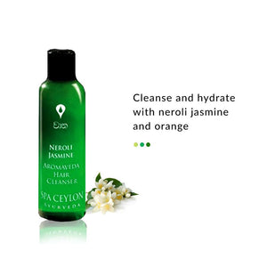 Neroli Jasmine - Hair Cleanser from  Spa Ceylon | Smytten