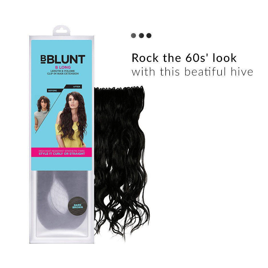Hair Extension - Long, Volume Clip On Hair Extension