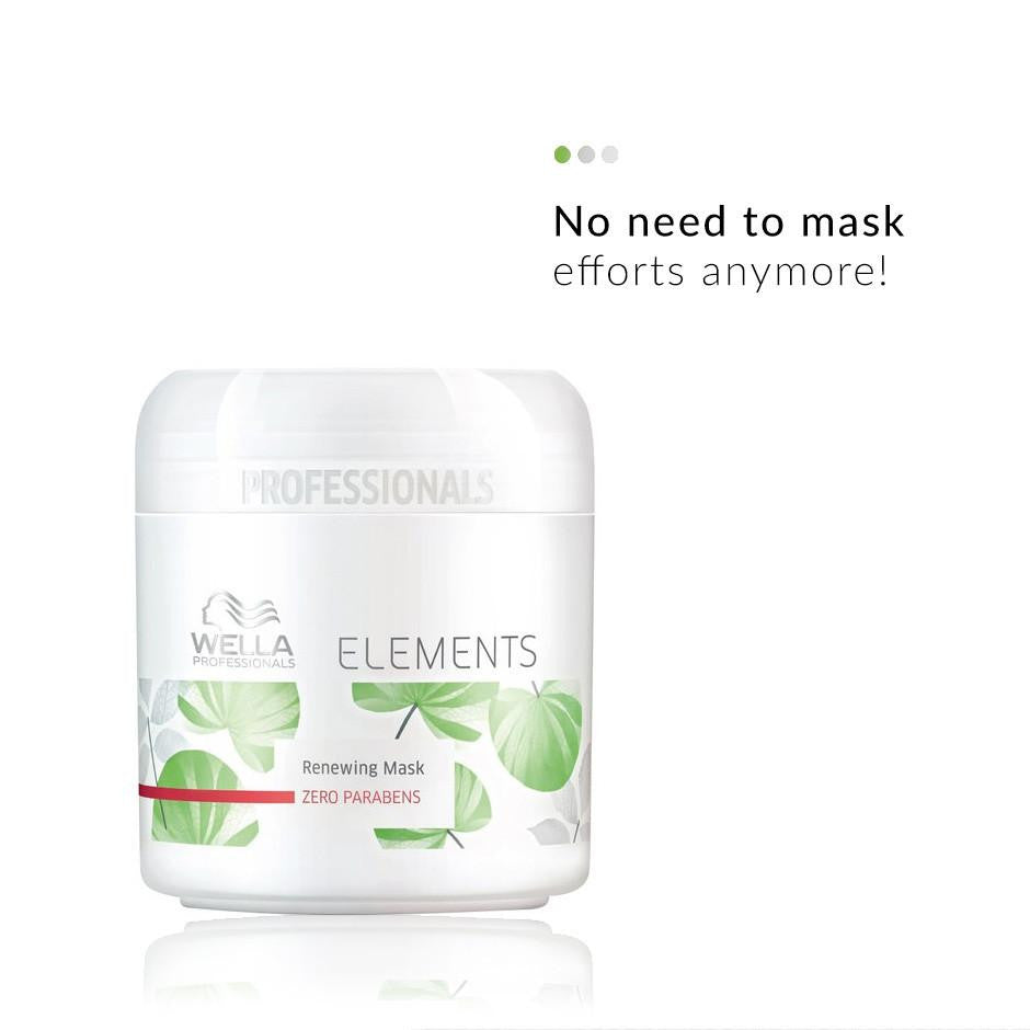 Hair Mask - Elements Renewing Mask