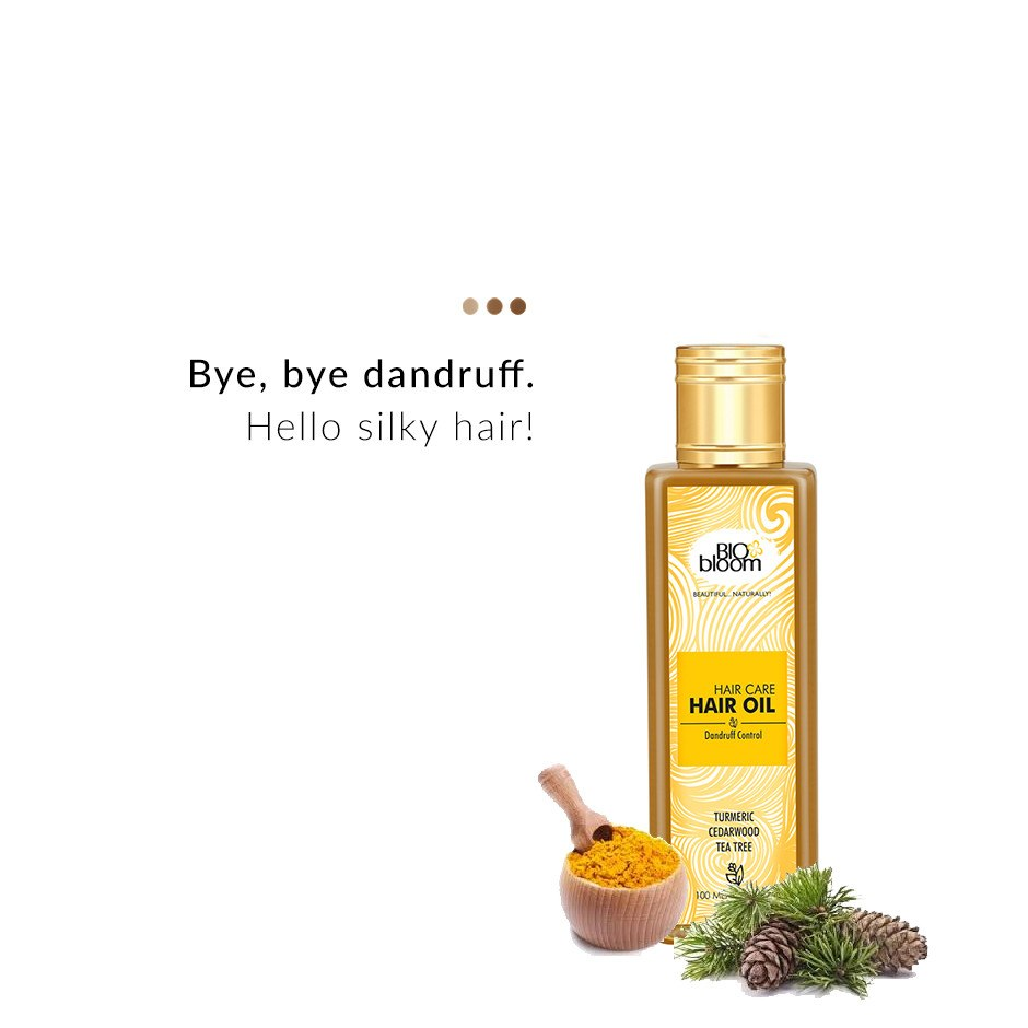 Dandruff Control Hair Oil on Smytten | Hair Oil | Biobloom