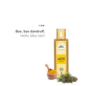 Dandruff Control Hair Oil | Biobloom | Shop on Smytten