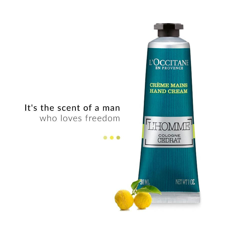 Hand Cream - L'Homme Cologne C̩drat Hand Cream