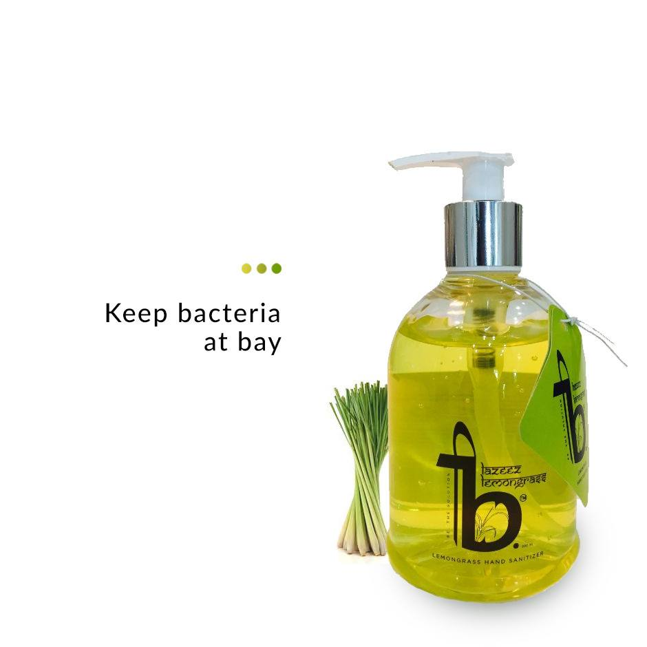 Lazzez Lemongrass from  Be. The Solution. | Smytten