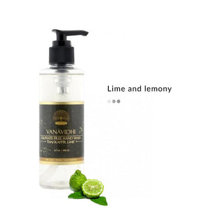 Thai Kaffir Lime Hand Wash | Vana Vidhi | Shop on Smytten