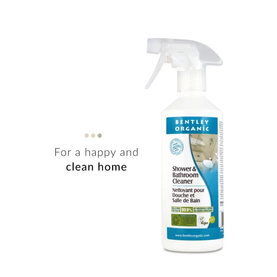 Home Cleaning Product - Shower & Bathroom Cleaner