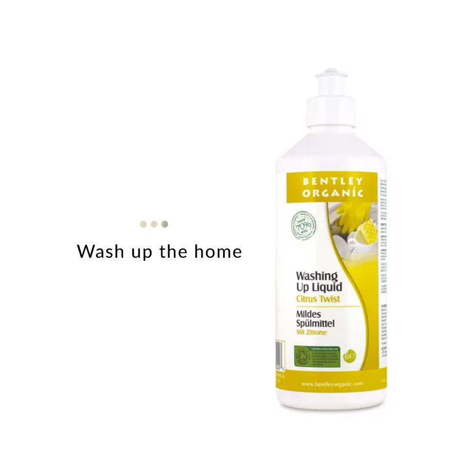 Home Cleaning Product - Washing Up Liquid