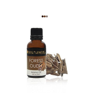 Home Fragrances And Decor - Forest Oudh Aroma Oil