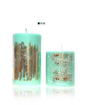 Home Fragrances And Decor - Glamor Greens (Set Of 2)