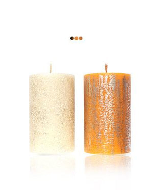 Home Fragrances And Decor - Golden Glitter (Set Of 2)