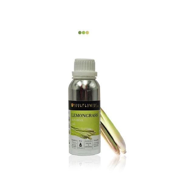 Home Fragrances And Decor - Lemongrass Aroma Oil