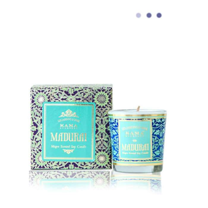 Home Fragrances And Decor - Madurai Candle Small