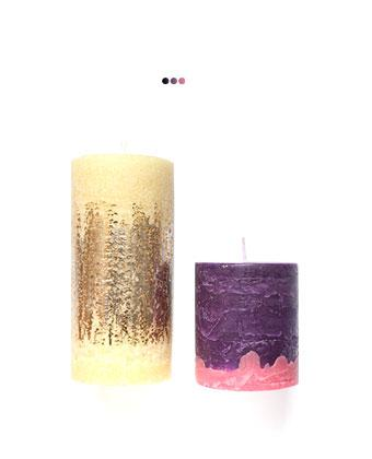 Home Fragrances And Decor - Mauve Magic (Set Of 2)