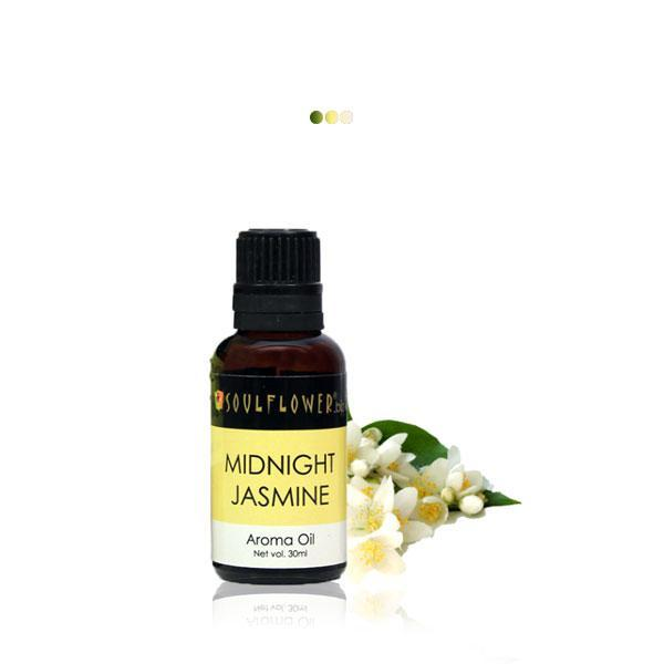 Home Fragrances And Decor - Midnight Jasmine Aroma Oil