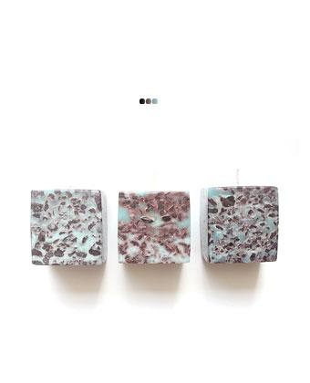 Home Fragrances And Decor - Rock-a-block (Set Of 3)