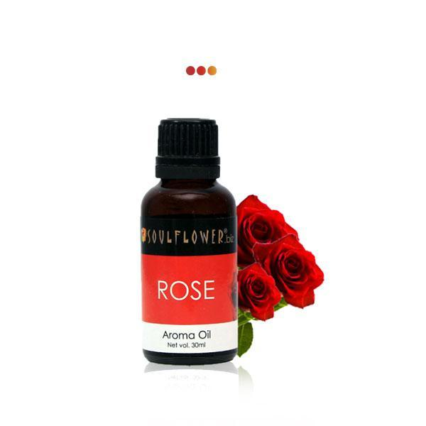 Home Fragrances And Decor - Rose Aroma Oil