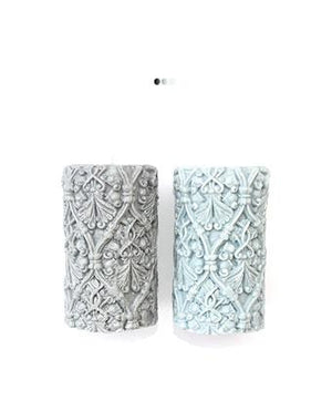 Home Fragrances And Decor - Shades Of Grey (Set Of 2)