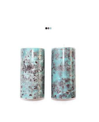 Home Fragrances And Decor - Turquoise Ocean (Set Of 2)