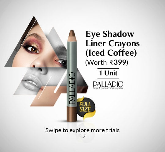 Eye Shadow Liner Crayons Iced Coffee