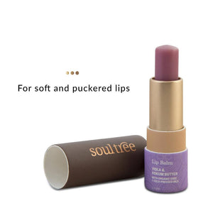 Viola & Kokum Butter Lip Balm | Soultree | Shop on Smytten
