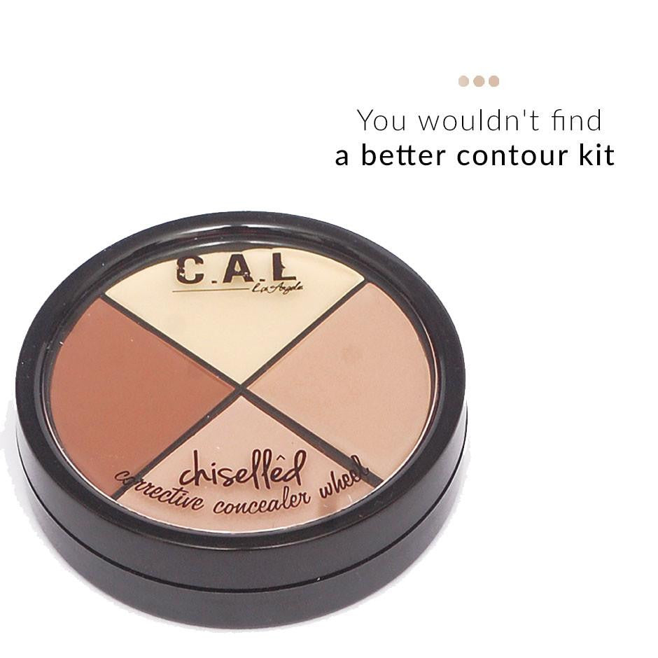 Make Up Kit - Chiselled Contour Kit