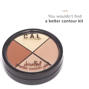 Chiselled Contour Kit | CAL Cosmetics | Shop on Smytten