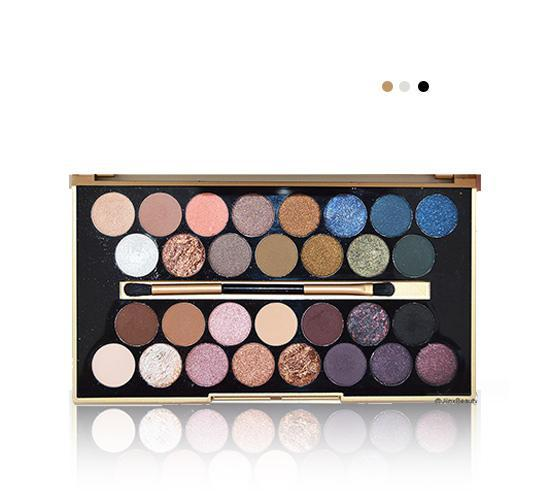 MakeUp - 30 Eyeshadow Palette Fortune Favours The Brave V4