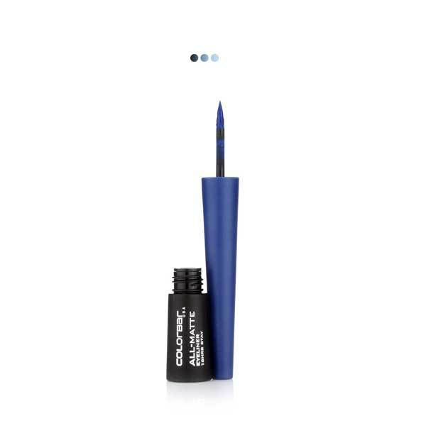 MakeUp - All-Matte Eyeliner - Matte Blue 003