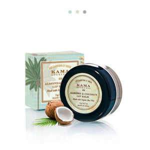 MakeUp - Almond And Coconut Lip Balm
