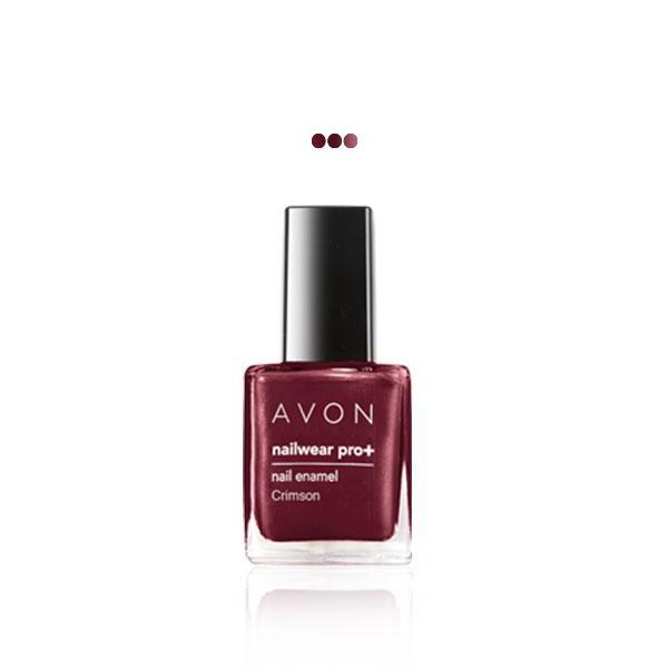 MakeUp - Color Nailwear Pro Plus -  Crimson