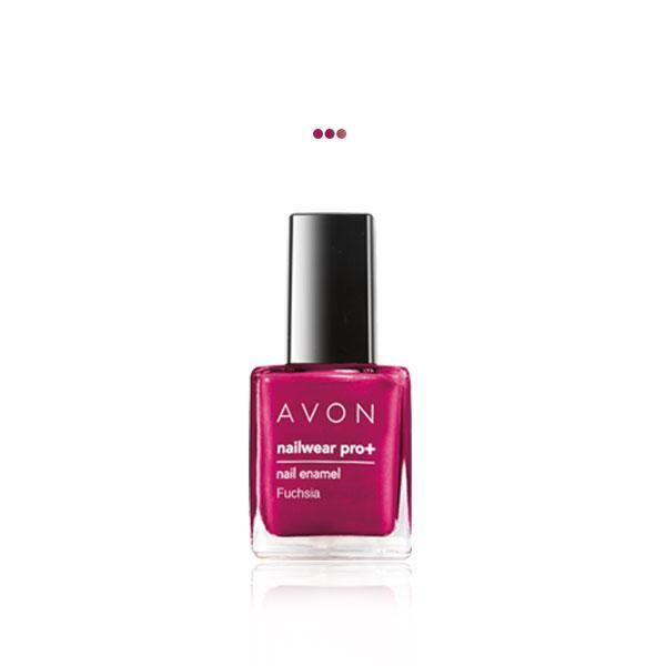 MakeUp - Color Nailwear Pro Plus -  Fuchsia
