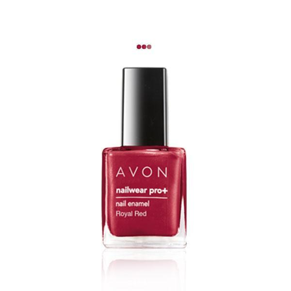 MakeUp - Color Nailwear Pro Plus -  Royal Red