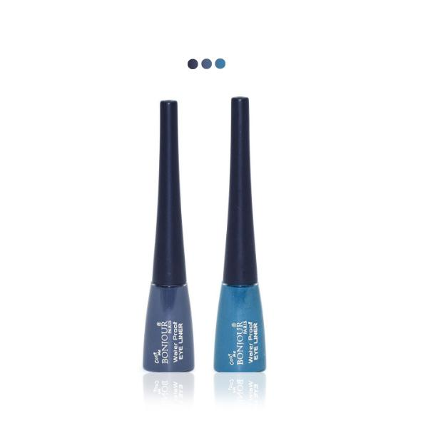 MakeUp - Combo Pack Of Aqua Blue / Ash Grey Paris Insta Dramatic Liquid Eye Liner