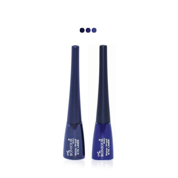 MakeUp - Combo Pack Of Black / Navy Blue Paris Insta Liquid Dramatic Eye Liner