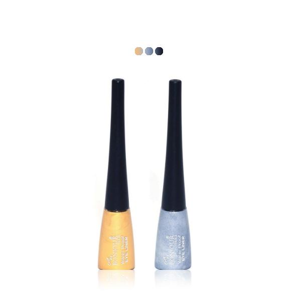 MakeUp - Combo Pack Of Gold And Silver Paris Insta Dramatic Liquid Eye Liner