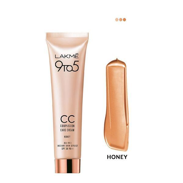 MakeUp - Complexion Care CC Cream - Honey