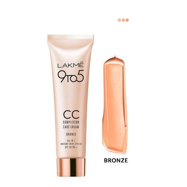 MakeUp - Complexion Care Face Cream - Bronze