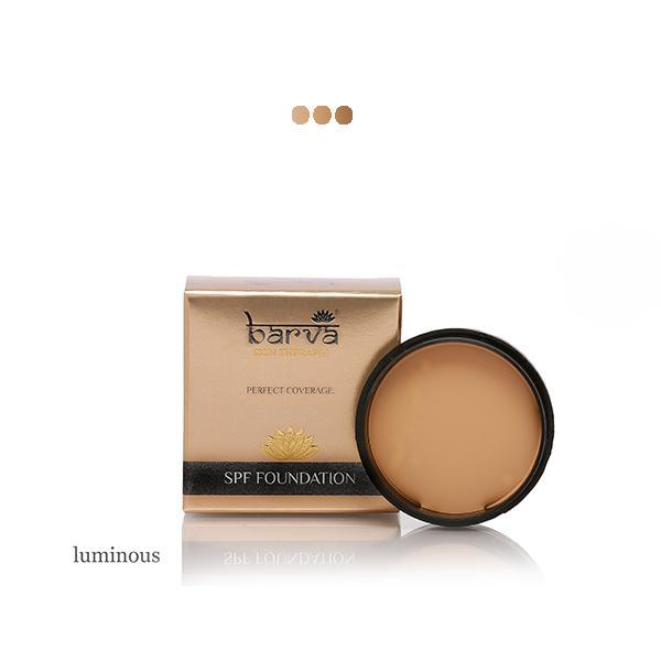 MakeUp - Foundation SPF Foundation