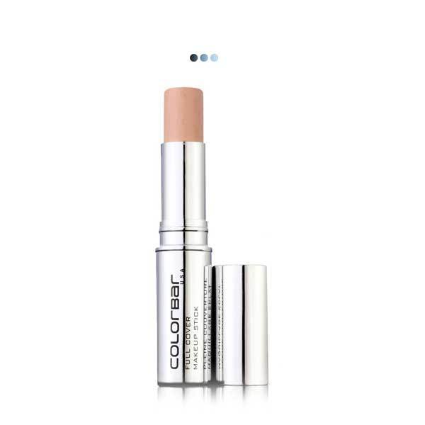 MakeUp - Full Cover Makeup Stick - 001 Fresh Ivory