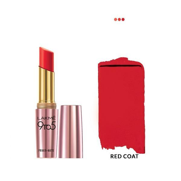 MakeUp - Primer + Matte Lip Color - LC R1 Red Coat