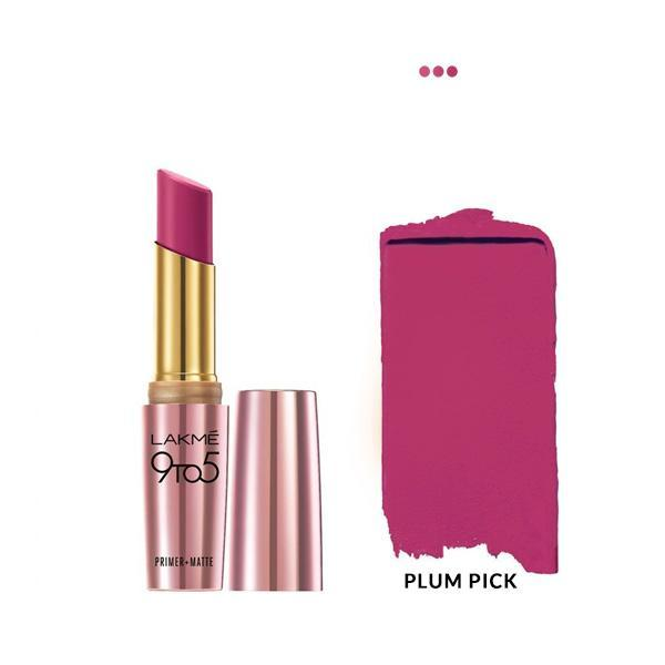 MakeUp - Primer + Matte Lip Color - MP18 Plum Pick
