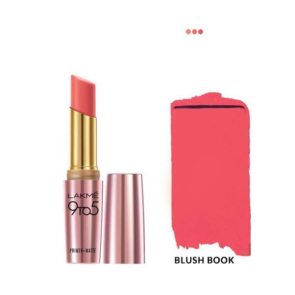 MakeUp - Primer + Matte Lip Color - MP19 Blush Book