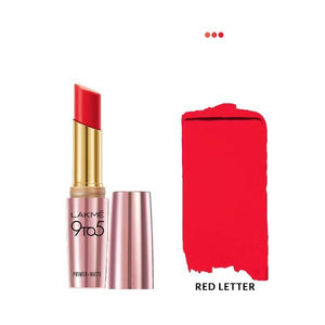 MakeUp - Primer + Matte Lip Color - MR9 Red Letter