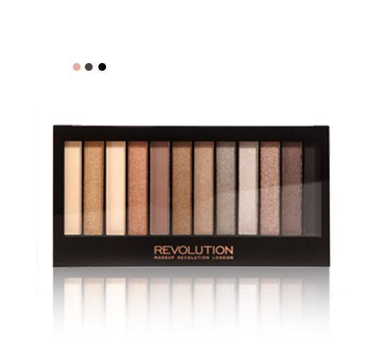 MakeUp - Redemption Palette Iconic 1 V4 - Iconic 2