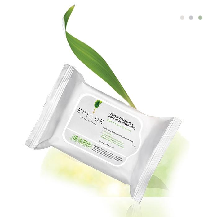 Makeup Remover - Oil-Free Cleansing & Make-Up Remover Wipes