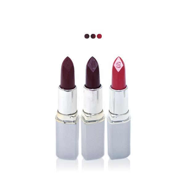 MakeUp - Rosy Brown/Dark Maroon/Reddish Brown Paris Premium Lipstick Value Offer