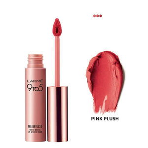 MakeUp - Weightless Mousse Lip & Cheek Color - Pink Plush