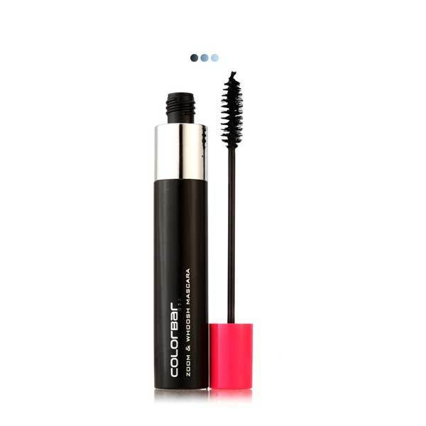 MakeUp - Zoom & Whoosh Mascara Black Sin 001