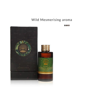 Wild Harvest Leaves Breast Massage Oil | Vana Vidhi | Shop on Smytten
